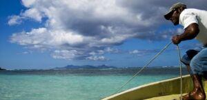 fishermen fiji, Richard Wylie