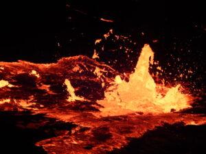 5 Erte Arle Volcano, Ethiopia - Peter Howard