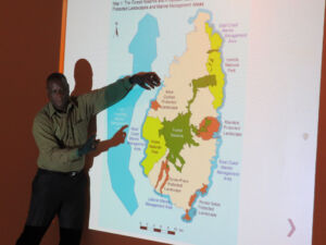 IUCN PA categories review BIOPAMA