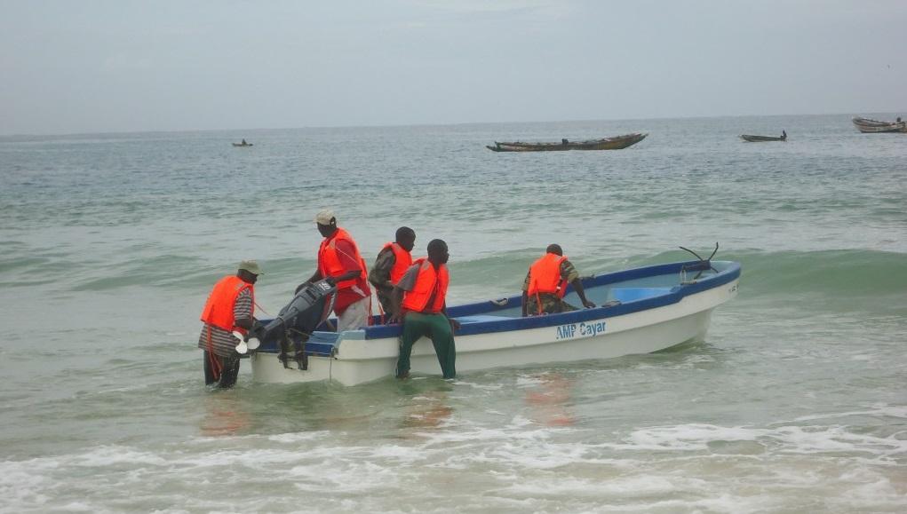 Projet d´appui à la conservation et à la gestion durable des écosystèmes marins et côtiers lancé au Sénégal